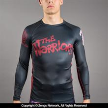 "Scramble ""The Warriors"" Rashguard"